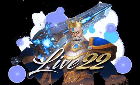 live22 login